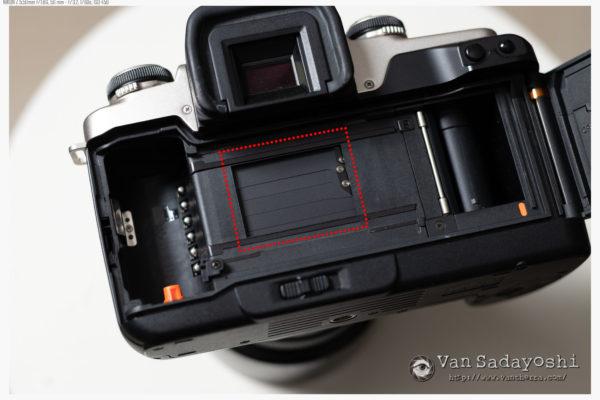 デジタルカメラ唯一の消耗品